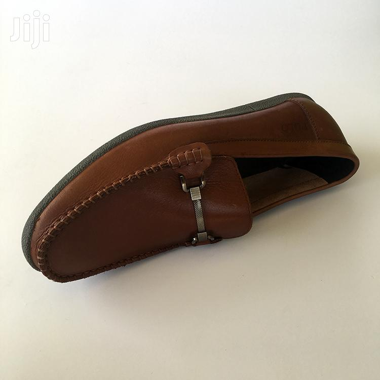 Original Polo Brown Leather Loafers | Shoes for sale in Ashaiman Municipal, Greater Accra, Ghana