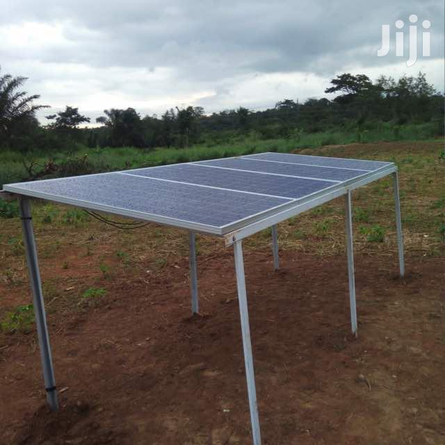 Installations Of Solar Water Pump And All Kinds Of Solar Power