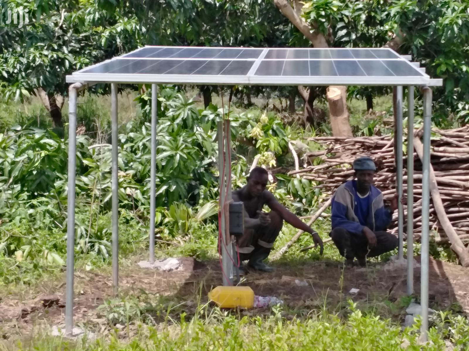 Archive: Installations Of Solar Water Pumps