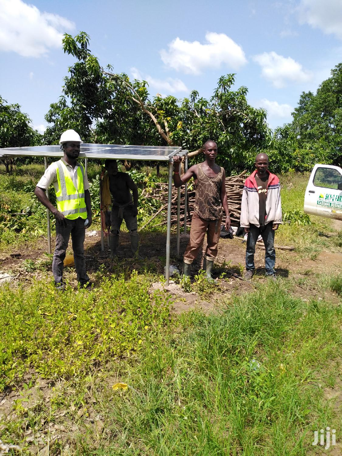Installations Of Solar Water Pump | Building & Trades Services for sale in Ho Municipal, Volta Region, Ghana