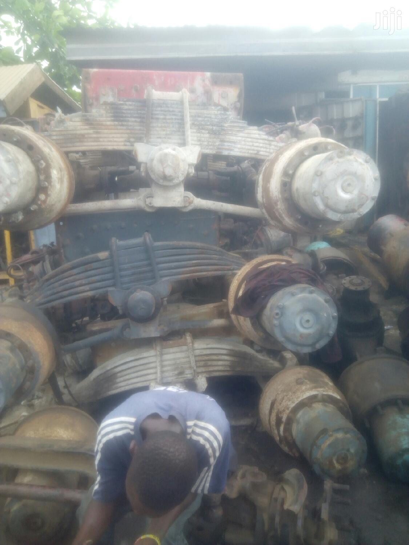 Double Axles. | Heavy Equipment for sale in Kumasi Metropolitan, Ashanti, Ghana