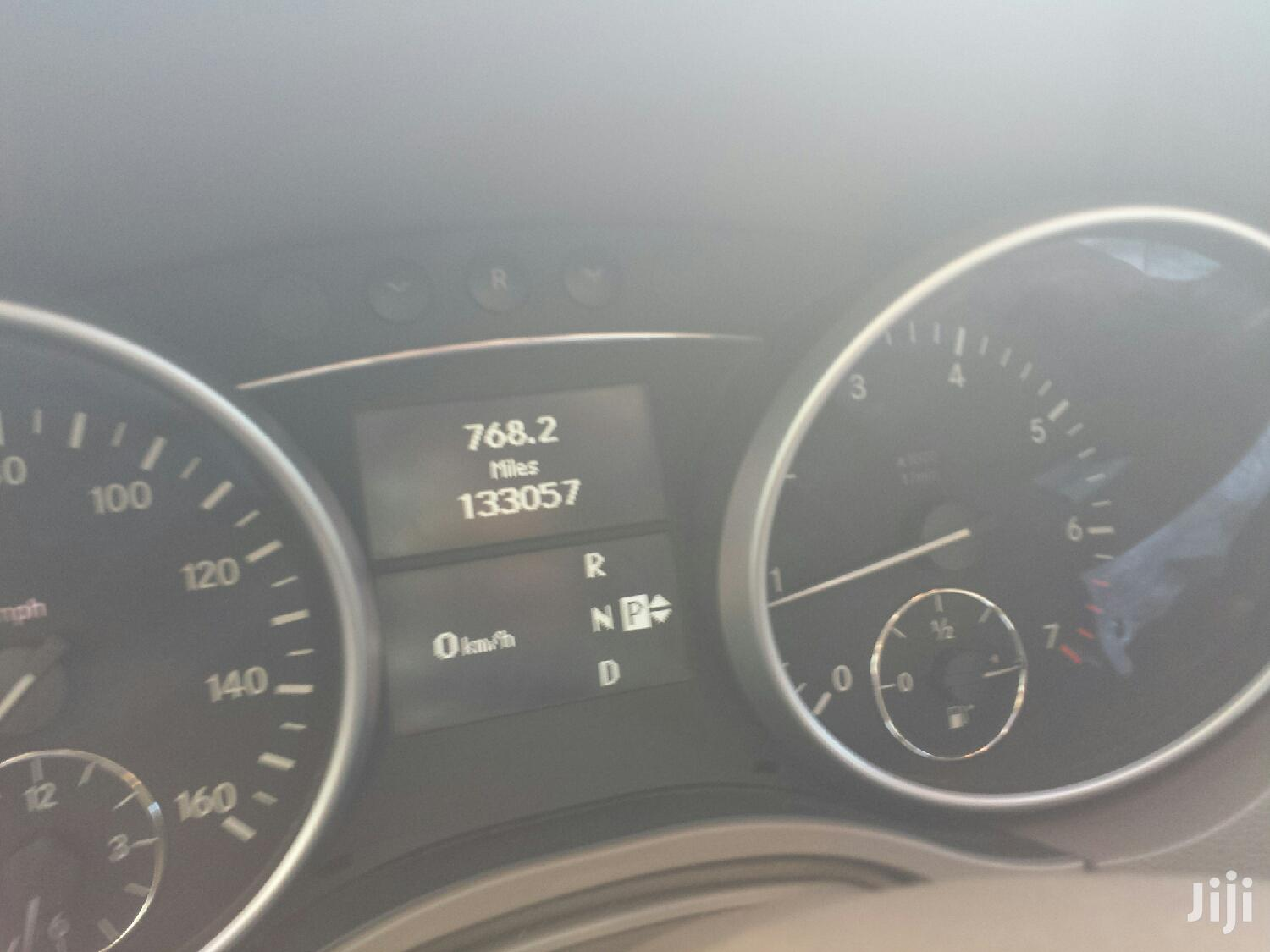 Mercedes-Benz M Class 2010 Black   Cars for sale in Ga South Municipal, Greater Accra, Ghana