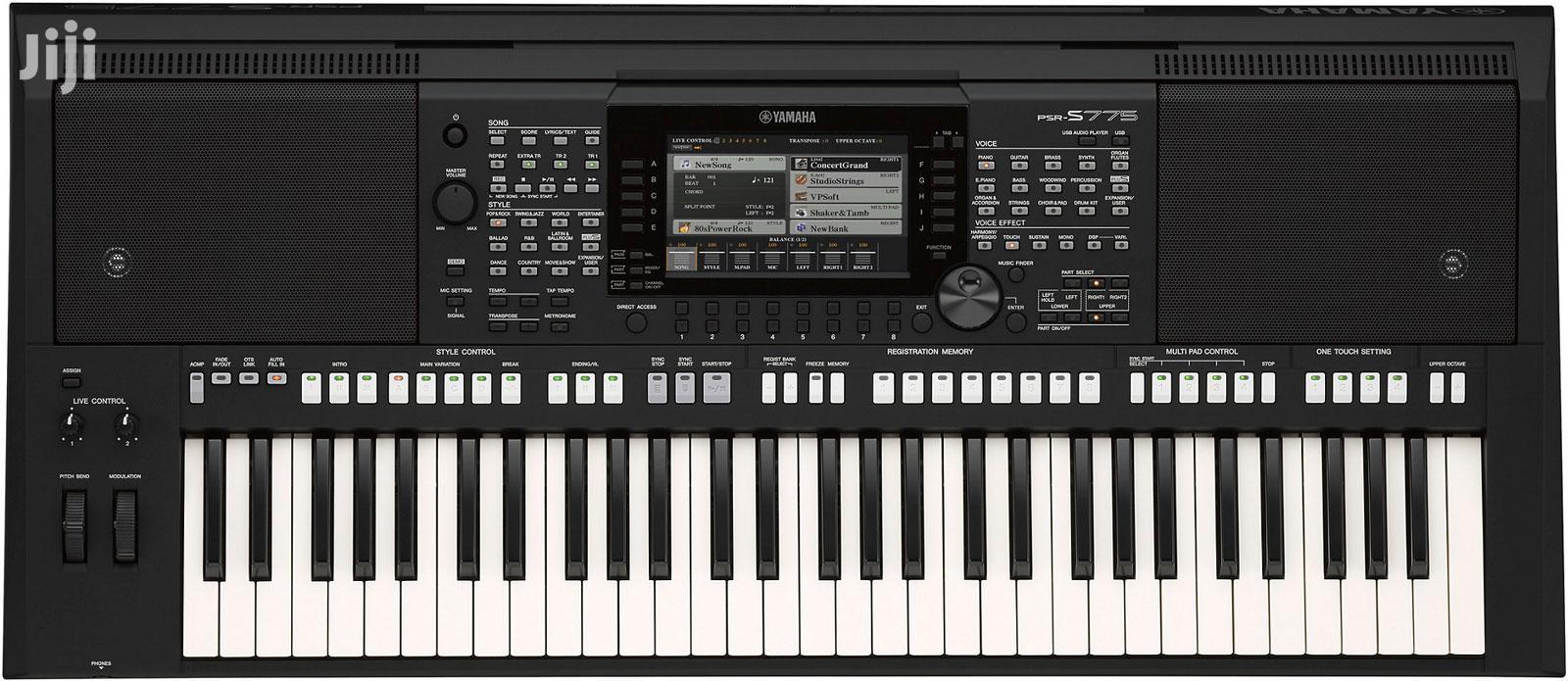 Yamaha PSR-S775 Workstation Arranger