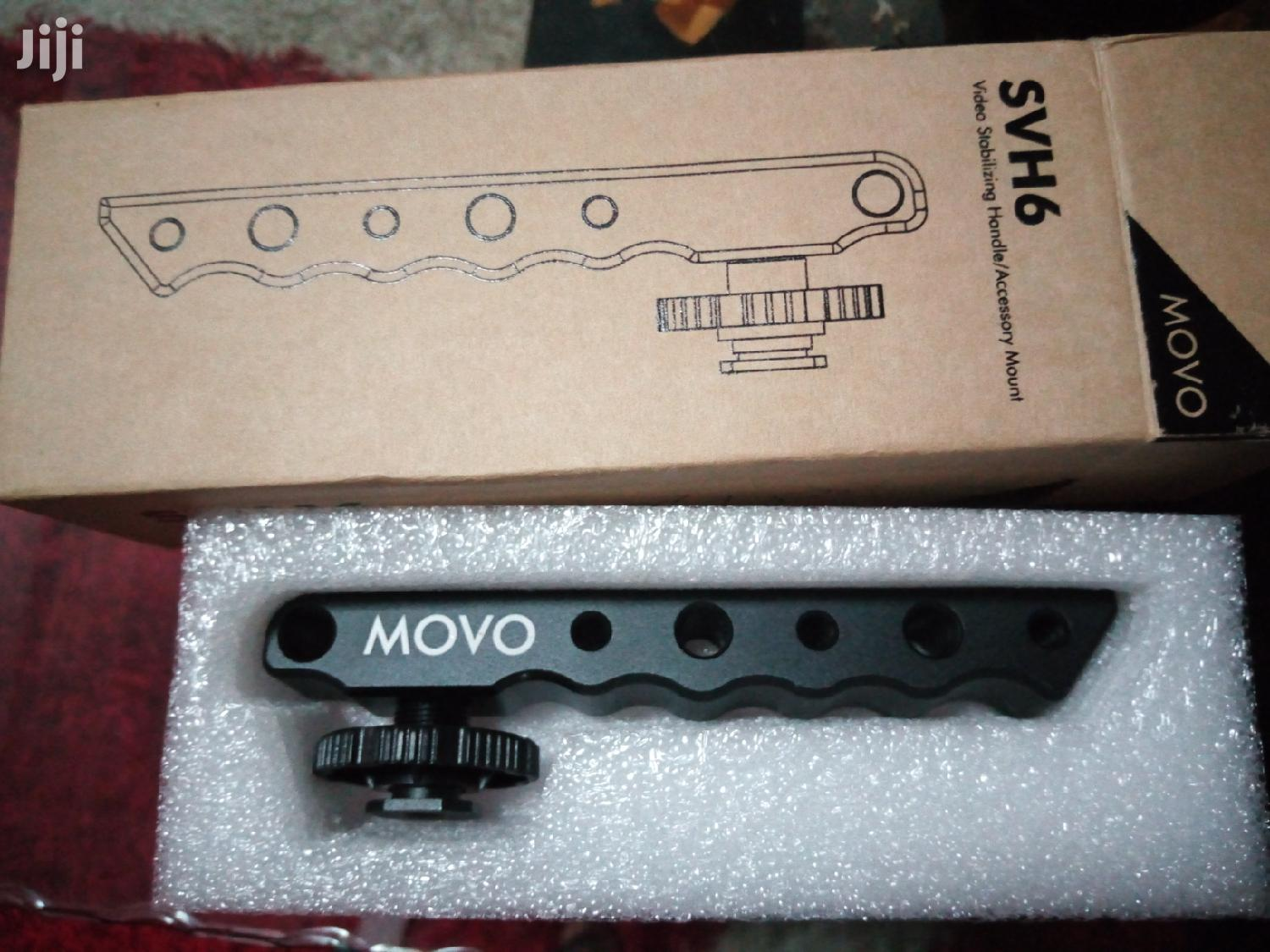 Archive: Movo Video Stabilizing Handle Mount..