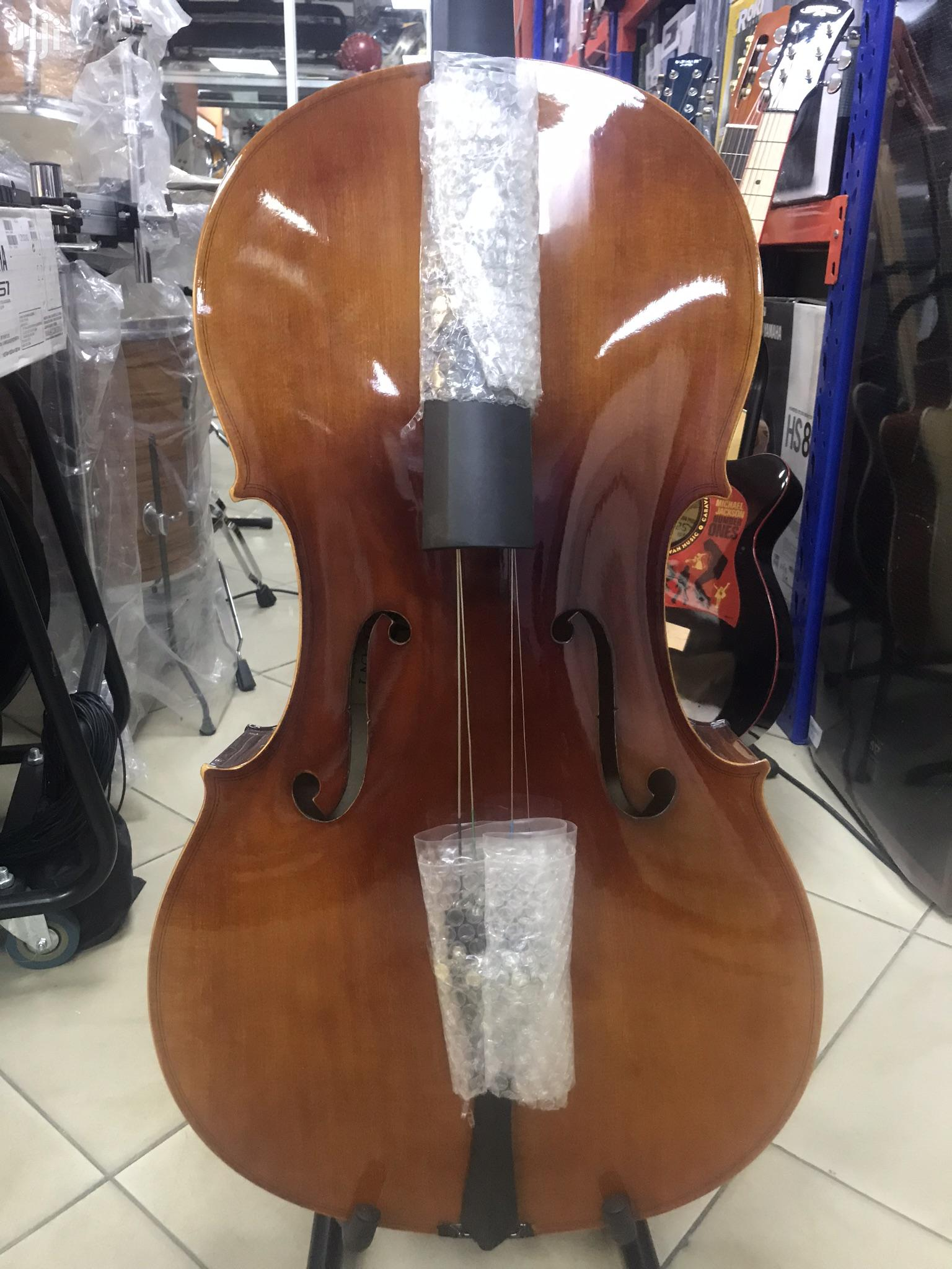 Gallant Professional Concert Cello With Bag