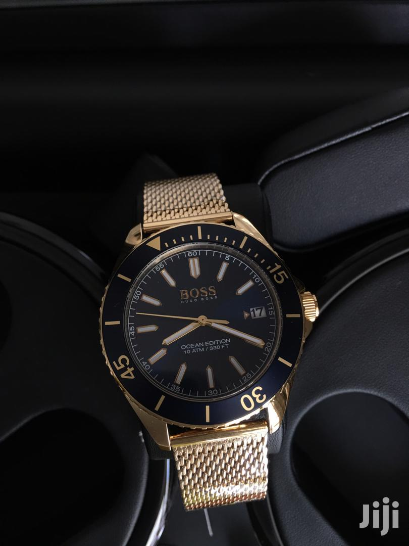 Archive: Boss Watch Available