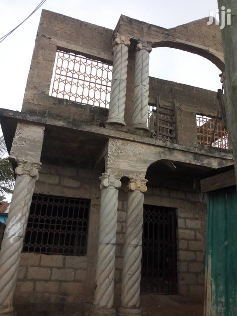 Archive: 3bedroom House Uncompleted@Dansoman(Hansonic)