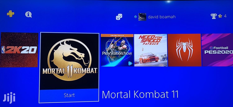 Mortal Kombat 11 PS4 Games
