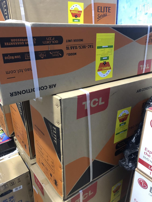 TCL 1.5 HP Split Air Conditioner 3stars R410