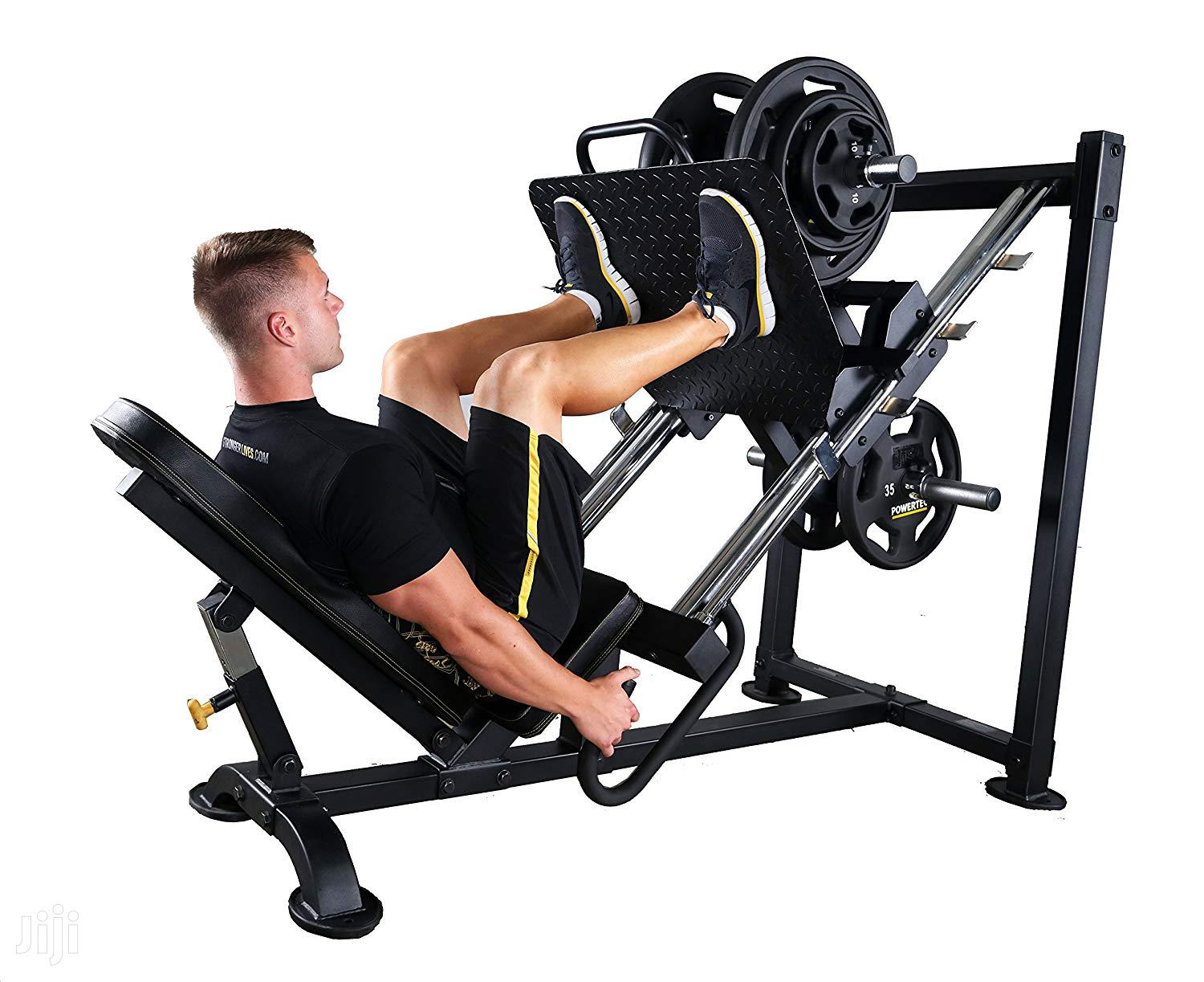 Leg Press, Black | Sports Equipment for sale in Adenta Municipal, Greater Accra, Ghana
