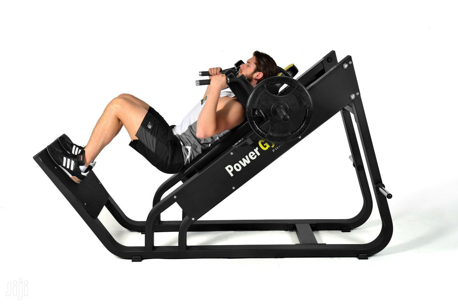Commercial Olympic Hack Squat Slide | Sports Equipment for sale in Adenta Municipal, Greater Accra, Ghana