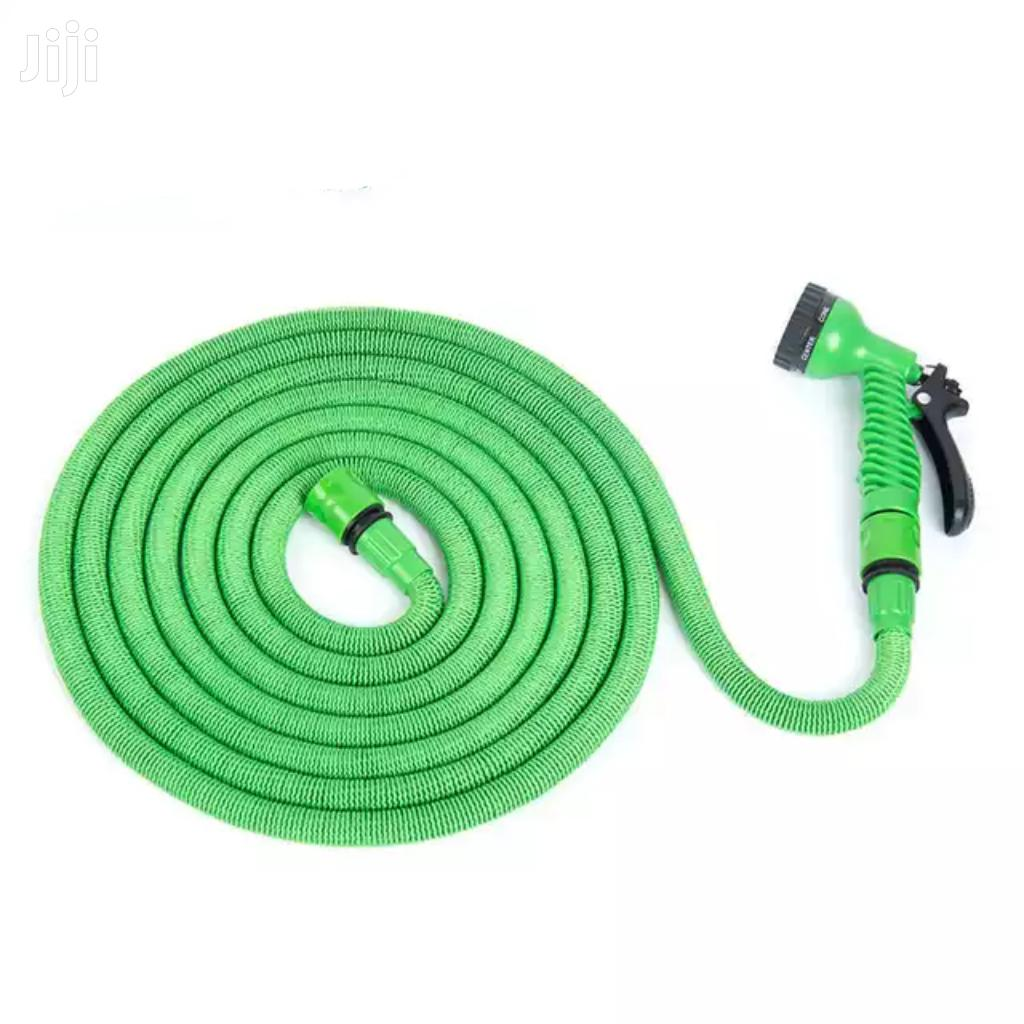 Archive: Reinforced Magic X Hose For Car Wash And Garden
