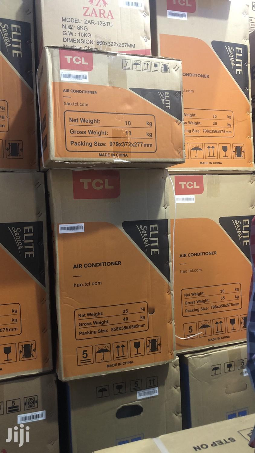 New TCL 2.0 HP Split Air Conditioner