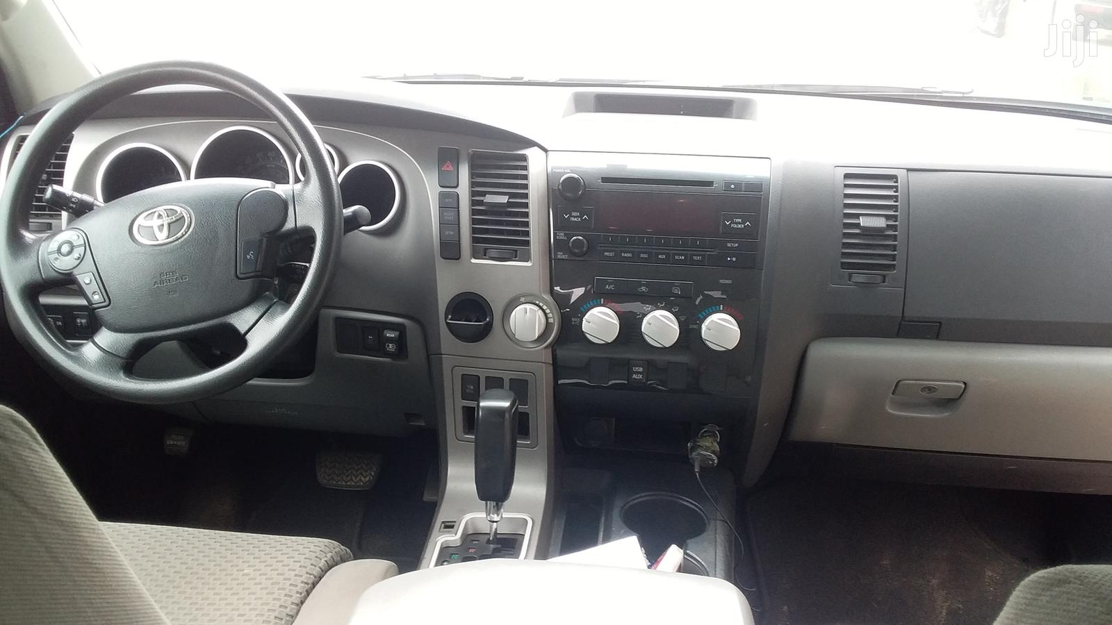 Archive: Toyota Tundra 2012 Work Truck Gray