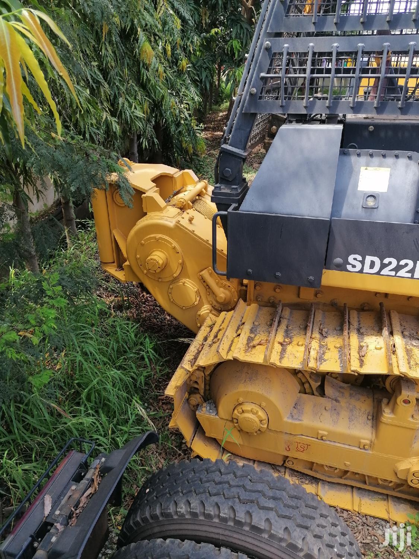 Archive: SHANTUI Logging Dozer SD22F On Promotion