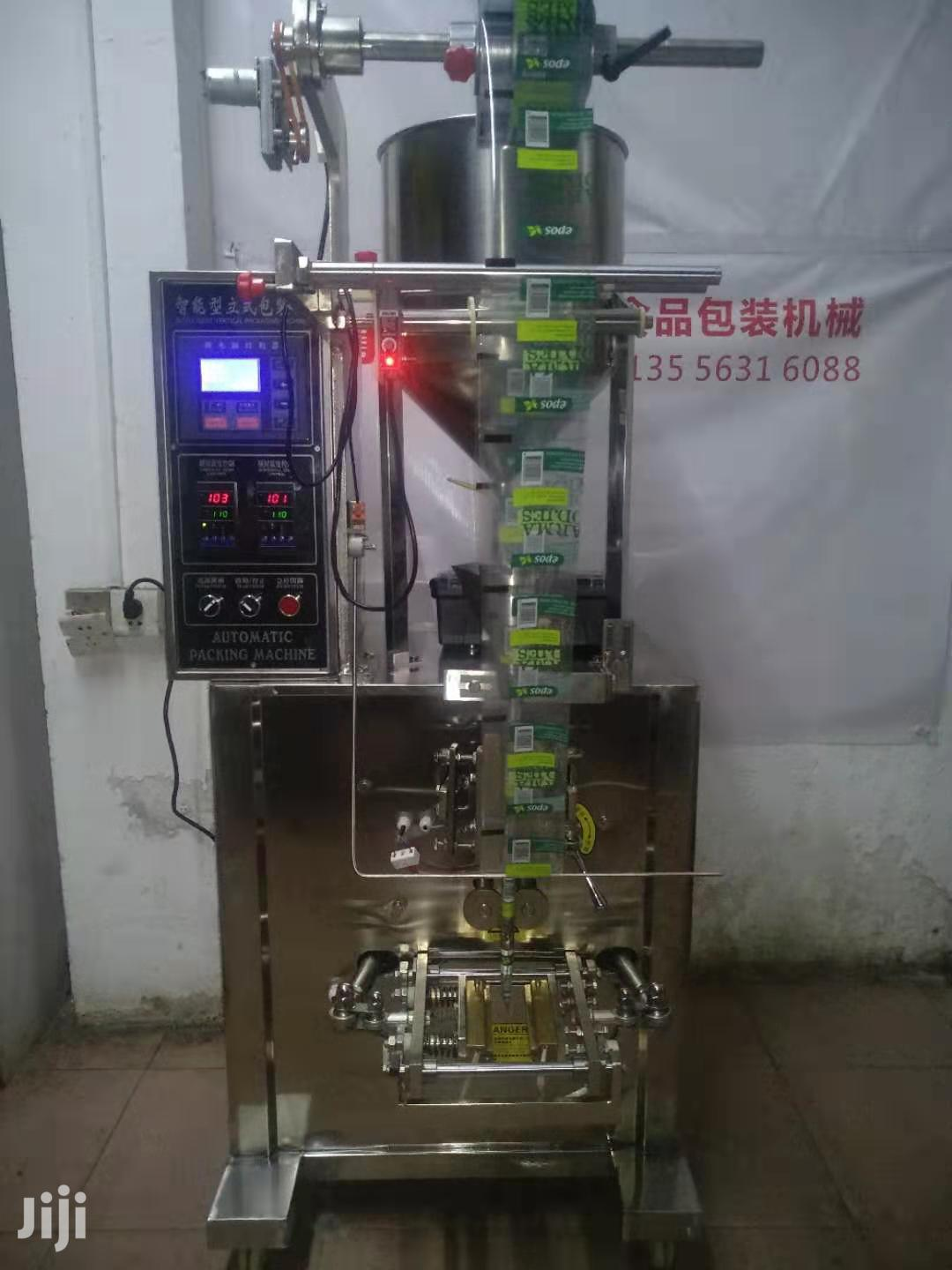 Automatic Liquid Packing Machine | Manufacturing Equipment for sale in Tesano, Greater Accra, Ghana