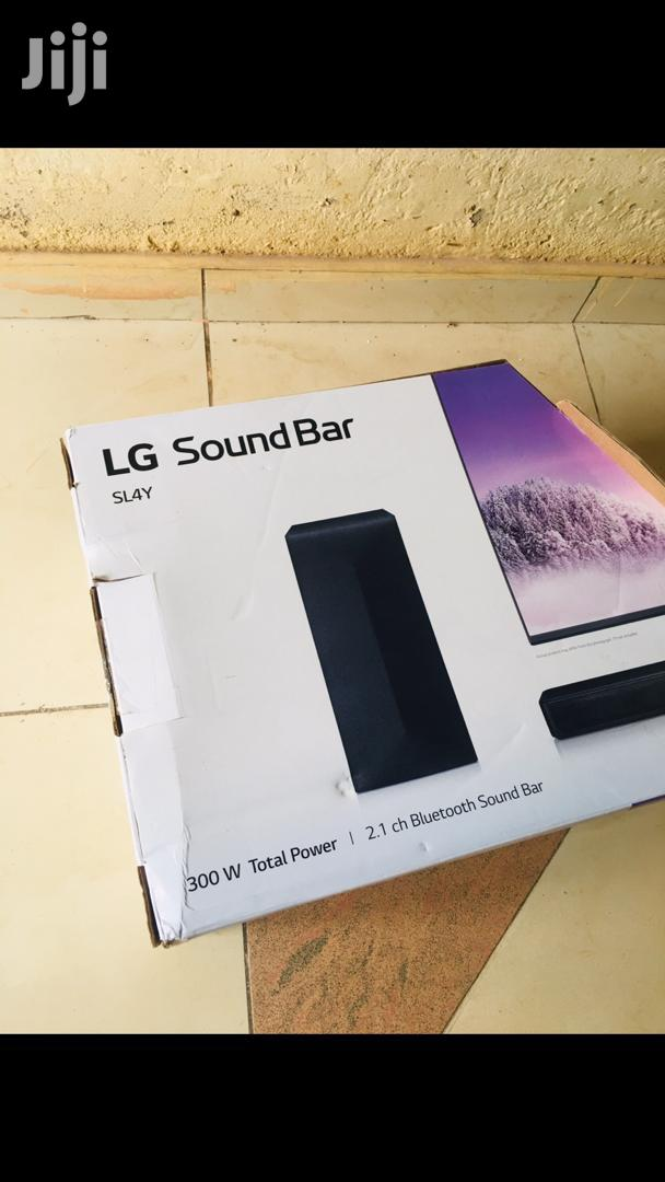 Archive: Brand New LG 2019 Sound Bar From Uk
