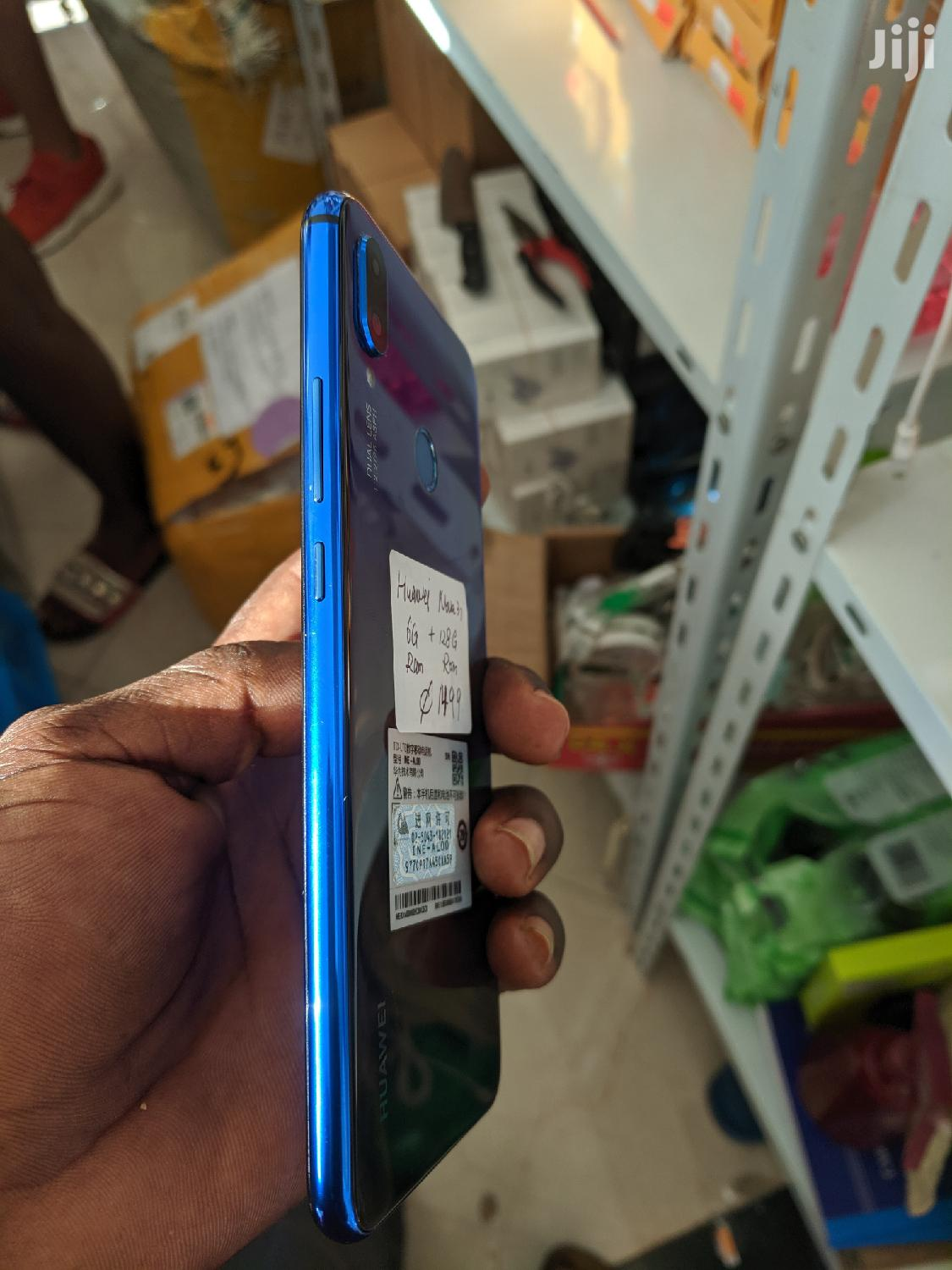 Huawei Nova 3i 128 GB Blue | Mobile Phones for sale in Accra Metropolitan, Greater Accra, Ghana