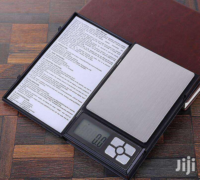 Notebook Pocket Scale | Stationery for sale in Roman Ridge, Greater Accra, Ghana