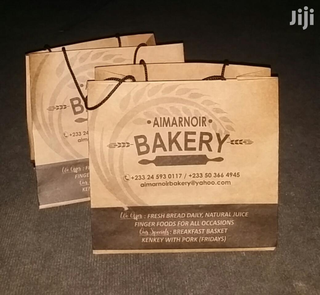 Archive: Kraft Paper Bag