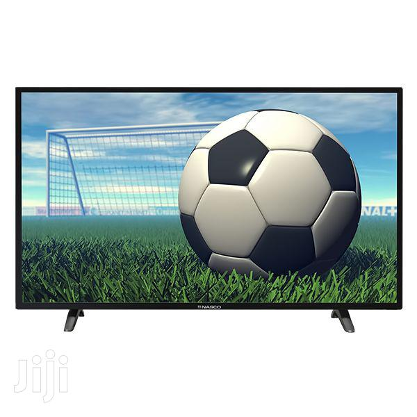 "Nasco 50"" Uhd 4K Digital Satellite TV"