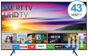 Vivid Pictures On Samsung Ue43nu7192 Uhd 4K Smart Satellite TV | TV & DVD Equipment for sale in Greater Accra, Adabraka