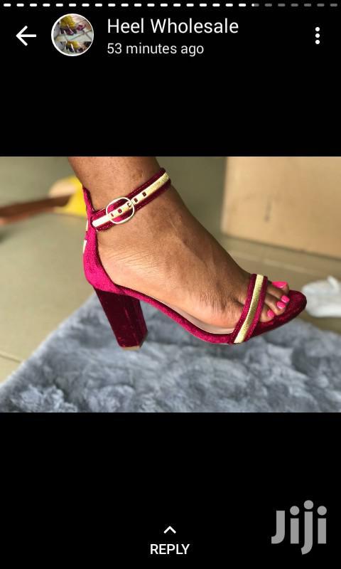 Authentic Ladies Heels | Shoes for sale in Awutu Senya East Municipal, Central Region, Ghana