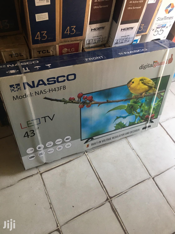 ENERGY SAVING NASCO 43 Digital Satellite Led Tv