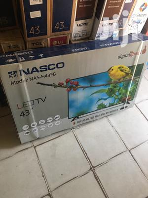 ENERGY SAVING NASCO 43 Digital Satellite Led Tv | TV & DVD Equipment for sale in Greater Accra, Adabraka