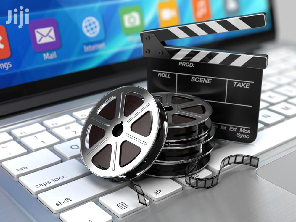 Archive: I Will Do Professional Video Editing And Motion Graphics