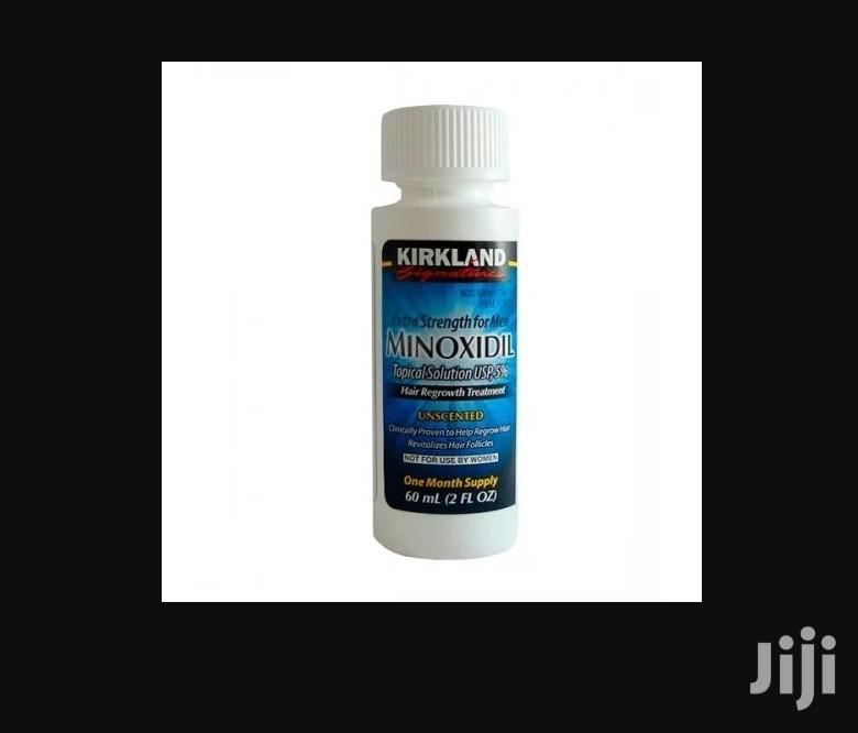 Minoxidil Extra Strength Original Beard Booster | Hair Beauty for sale in Achimota, Greater Accra, Ghana