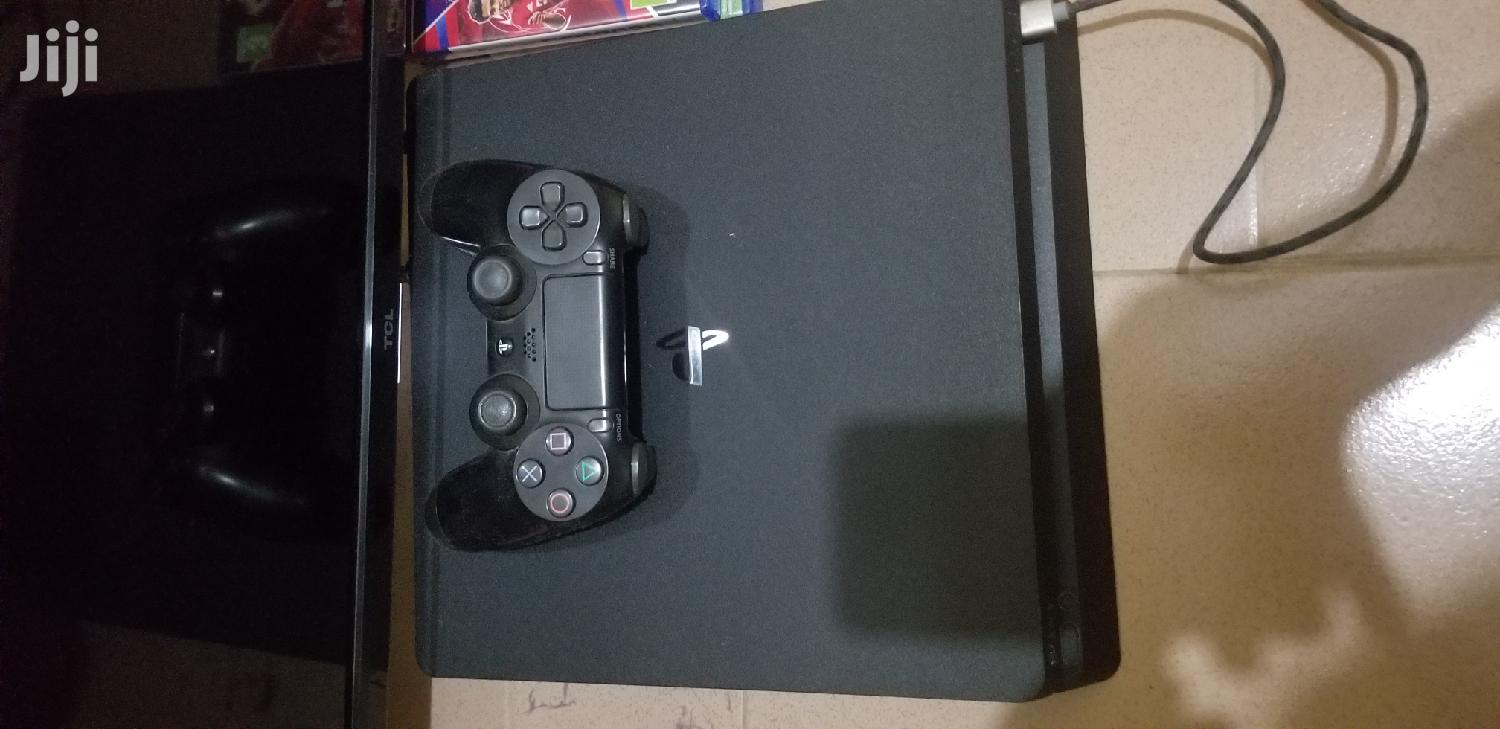 Archive: PS4 SLIM 500GB With GTA V And Call Of Duty Installed