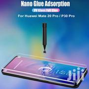 UV Glue Tempered Glass for Samsung Phones | Accessories for Mobile Phones & Tablets for sale in Greater Accra, Labadi-Aborm