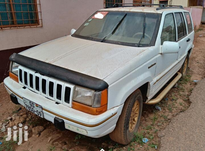 Archive: Jeep Cherokee 2006 Limited 2.8 CRD 4x4 White