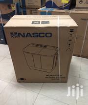 3 Washing Program- Nasco 10 Kg Twin Tub Washing Machine Wash & Spin | Home Appliances for sale in Greater Accra, Accra Metropolitan