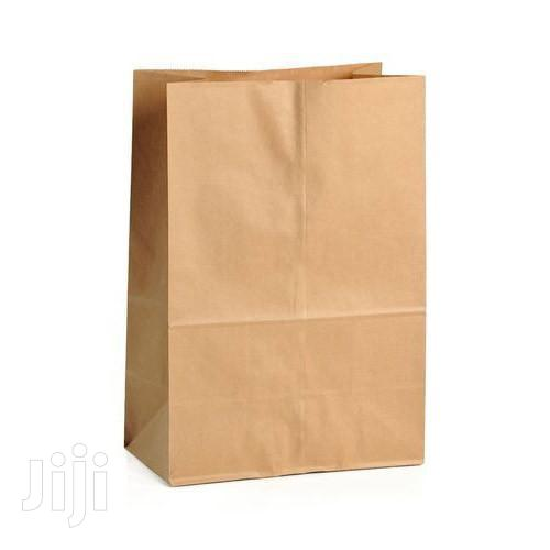 Kraft Soft Paper Bag