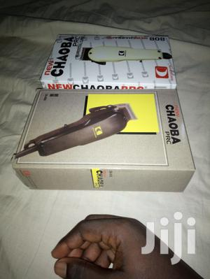 Chaoba Barbering Machine/ Hair Clipper | Tools & Accessories for sale in Greater Accra, Nii Boi Town