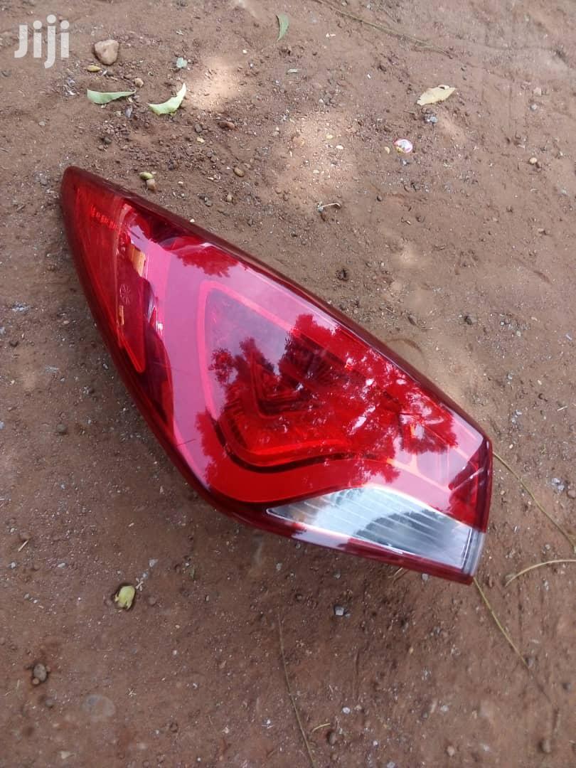 Archive: Hyundai Sonata 2014 Taillights