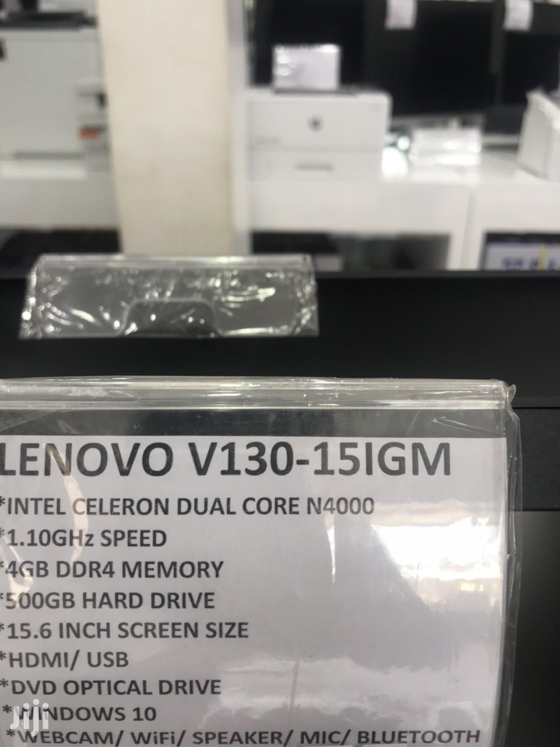 New Laptop Lenovo IdeaPad 330 4GB Intel Celeron HDD 500GB | Laptops & Computers for sale in Kokomlemle, Greater Accra, Ghana