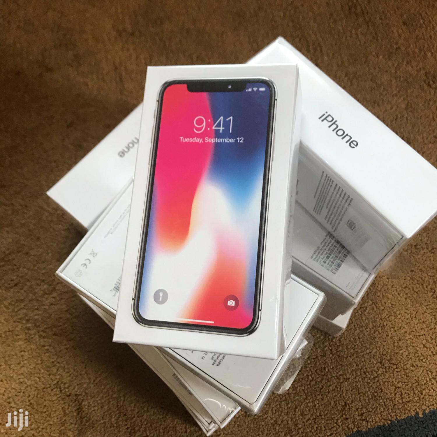 New Apple iPhone X 64 GB | Mobile Phones for sale in East Legon (Okponglo), Greater Accra, Ghana