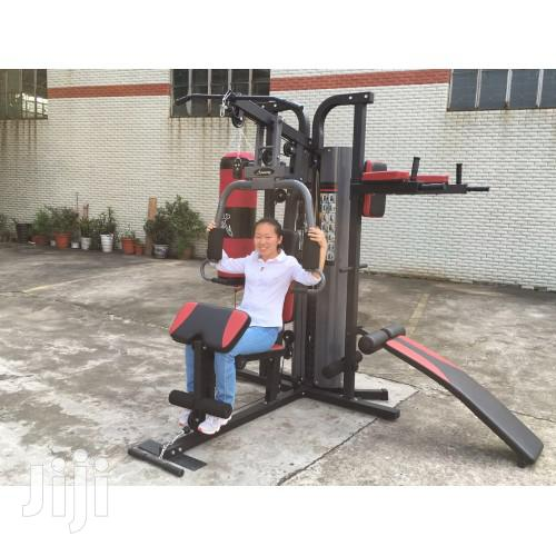 4 Station Multi Gym | Sports Equipment for sale in Adenta Municipal, Greater Accra, Ghana