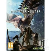Monster Hunter World PC   Video Games for sale in Ashanti, Kumasi Metropolitan