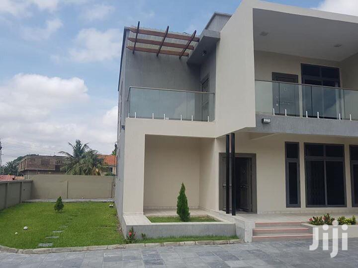 Archive: Abelemkpe Newly Built 4 Bedrooms House for Rent