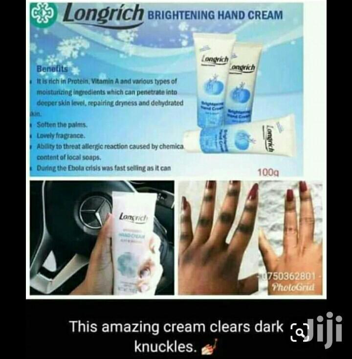 Archive: Longrich Hand Cream