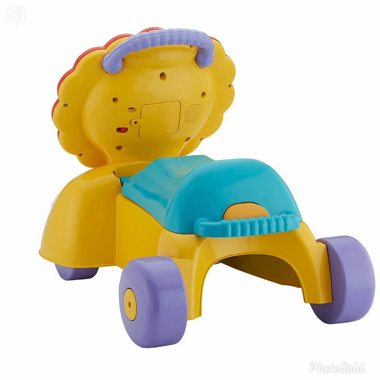 Archive: 3in1 Push N Walker Lion Ride
