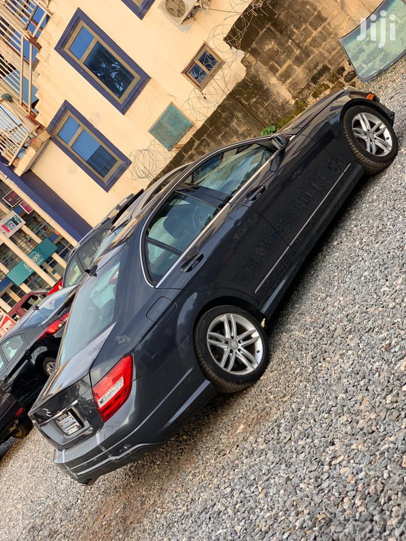 Archive: Mercedes Benz C250 2014 Gray
