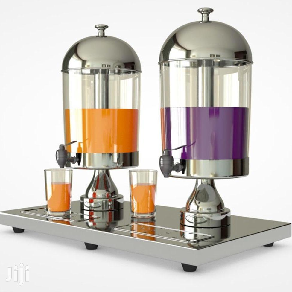 Archive: Fruit Juice Dispenser