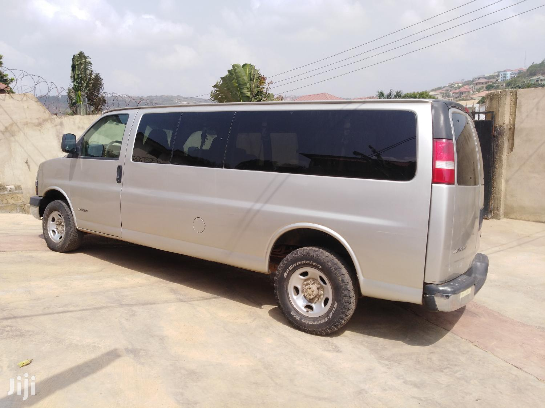 Chevrolet Passenger Van | Buses & Microbuses for sale in Achimota, Greater Accra, Ghana