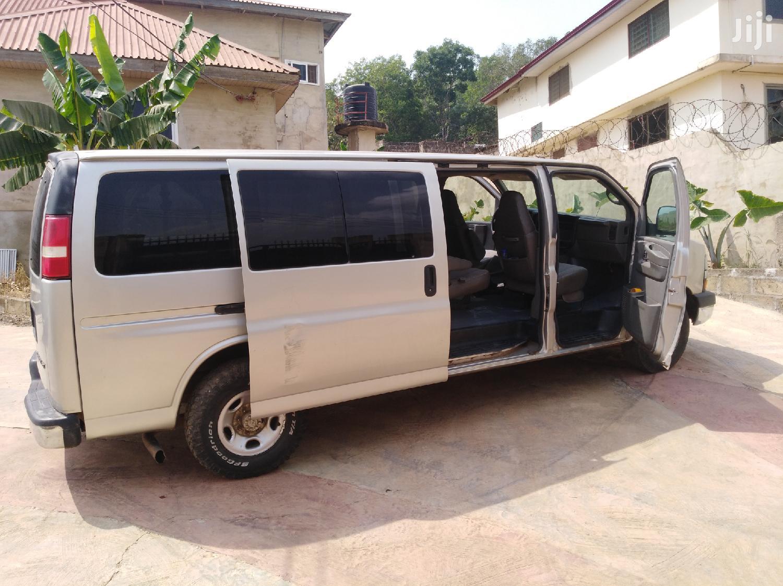 Chevrolet Passenger Van