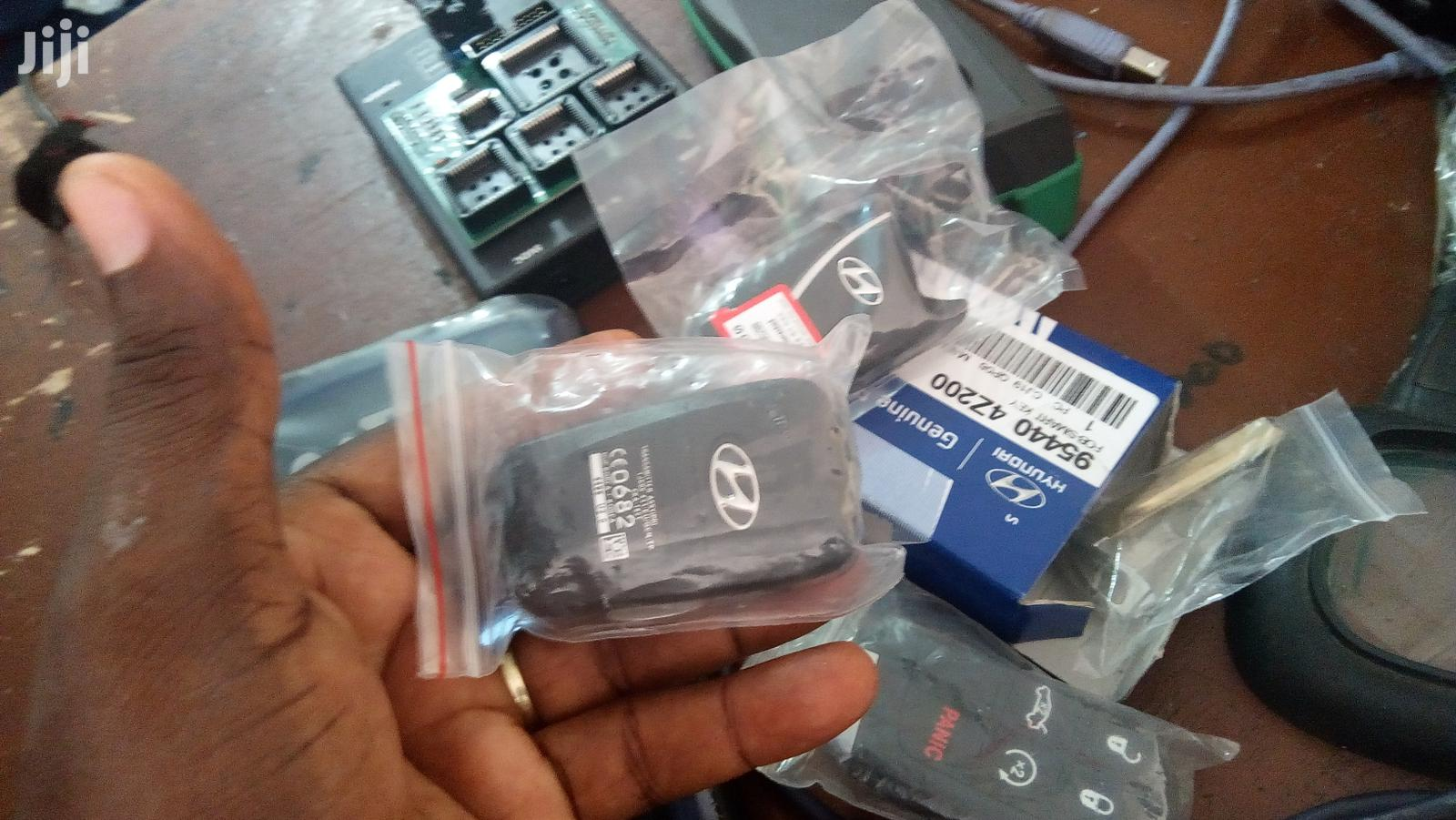 Hyundai Key Programming Services/Repairs. .. | Automotive Services for sale in Accra Metropolitan, Greater Accra, Ghana